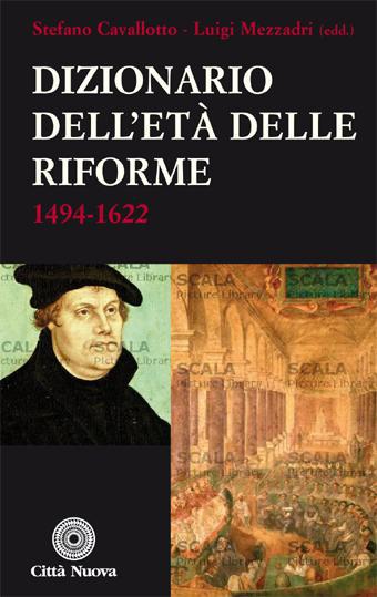 Copertina Dizionario dell'età delle riforme