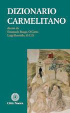 Copertina Dizionario carmelitano