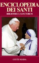 Copertina Enciclopedia dei santi – Bibliotheca Sanctorum