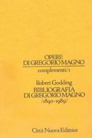 Bibliografia di Gregorio Magno