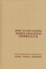 Indice analitico generale (T-Z)