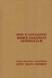 Indice analitico generale (A-B)