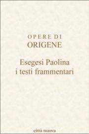 Esegesi paolina – i testi frammentari