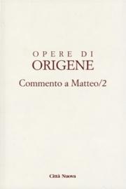 Commento a Matteo/2