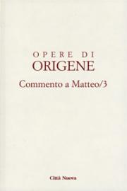 Commento a Matteo/3