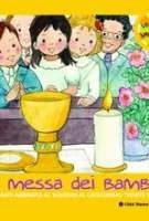 Copertina La messa dei bambini (CD)