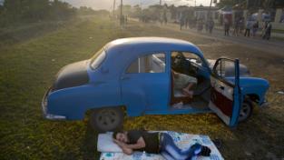 Cuba: festa di san Lazzaro
