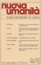 Luglio-Ottobre 1994