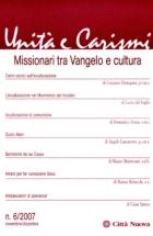 Missionari tra Vangelo e cultura