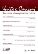 Comunione ed evangelizzazione in Africa