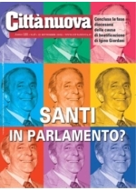 Santi in parlamento?