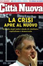 La crisi apre al nuovo