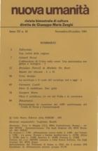 Novembre-Dicembre 1981