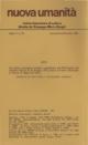 Novembre-Dicembre 1983 – ATTI del primo convegno teologico organizzato dal Movimento dei Focolari