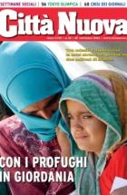 Con i profughi in Giordania