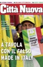 A tavola con il falso Made in Italy