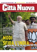 Modi sfida l'India