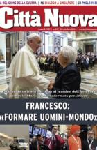Francesco: «Formare uomini-mondo»
