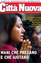 Mani che pregano e che aiutano