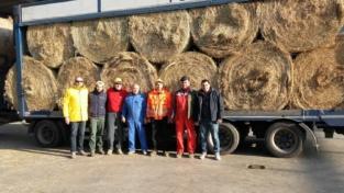 """Reggio Emilia per l'Abruzzo: Il """"ballone"""" amico"""