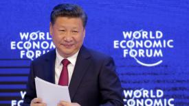 Il mondo alla rovescia di Davos