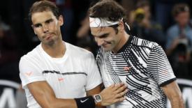 Tennis. Roger e Rafa, una finale epica