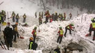 Emergenza neve e terremoto. Primi bilanci