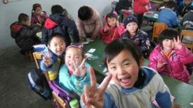 Italia-Cina sui banchi di scuola