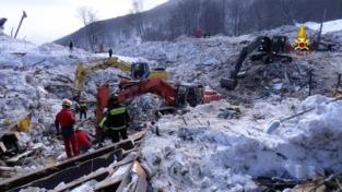 Rigopiano, recuperate le 29 vittime