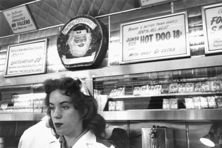 Foto anni 50 america 51