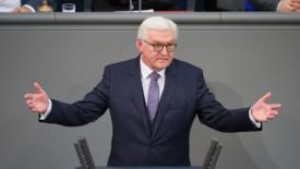 Steinmeier: costruire fiducia
