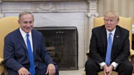 La sfida di Trump per Israele