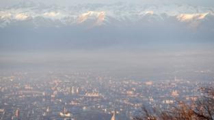 Smog, maglia nera a Torino