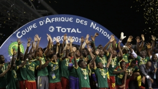 Il Camerun campione d'Africa