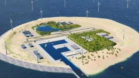 Isole artificiali per produrre energia green