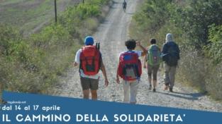 """Il """"Cammino della solidarietà"""""""