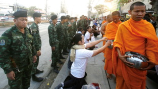 Corruzione nei templi Dhammakaya