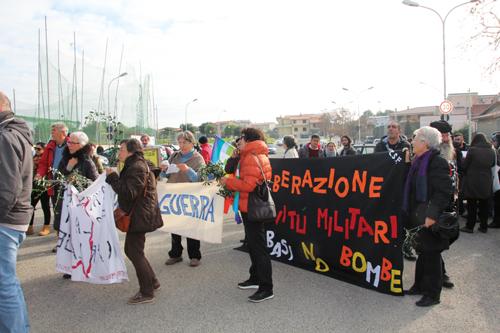 Manifestazione a Iglesias