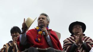 Ecuador, al via la presidenza Moreno