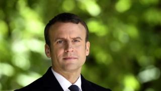 Macron nuovo presidente della Francia
