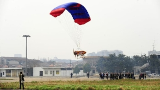 Droni antismog in Cina