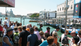 Quanti turisti a Venezia?