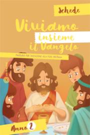 Viviamo insieme il Vangelo – Schede (anno 2)