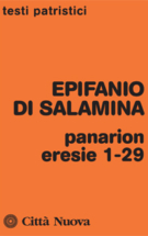 Copertina Panarion – eresie 1-29