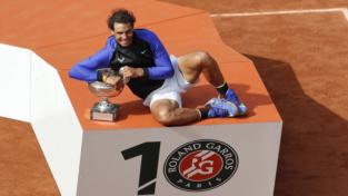 Il fascino irresistibile del Roland Garros