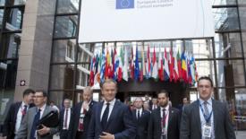 Unione europea, nuova strategia contro il terrorismo