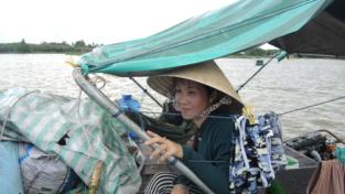 La vita sul delta del Mekong