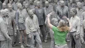 La marcia delle mille figure