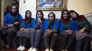 Campionati di robotica, debutto in rosa per l'Afghanistan