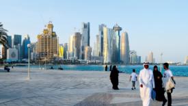 Qatar isolato dall'Arabia Saudita e da altri Paesi sunniti